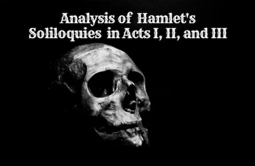soliloquies of Prince Hamlet