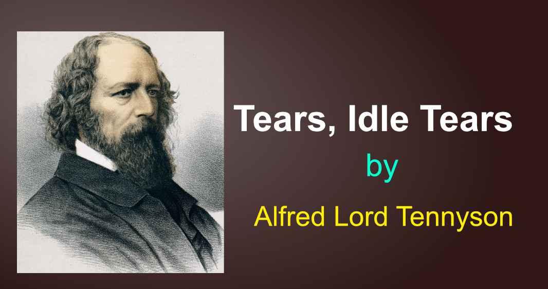 Tears, Idle Tears
